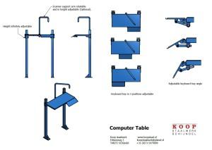 Technische documentatie Brochure